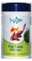 FishScience Tropical fish Treats Algae Tablet food 50g Science Bottom Feeders